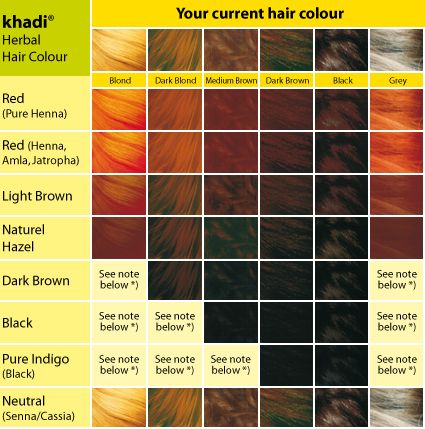 Khadi Herbal Hair Colour Pure Indigo Black 100 g - Natural cosmetics shop Violey
