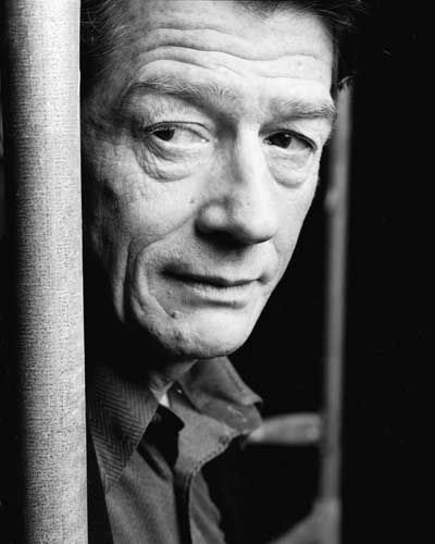 "The extraordinary John Hurt...""I, Claudius"", ""The Elephant Man"", ""The Naked Civil Servant"", ""The Hit"", ""1984"", ""Alien"", various ""Harry Potter"" movies...where do I stop?"