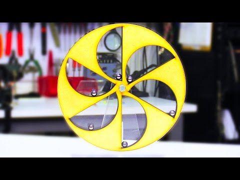 MOVIMIENTO PERPETUO DEMOSTRADO | PERPETUAL MOTION | INSIDE - YouTube
