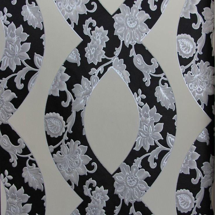 Современный замши геометрические росписи обои современный полосатый стадо papel де parede tapete спальня обоями домашнего декора