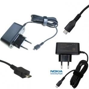 INCARCATOR RETEA NOKIA AC-10E MICRO-USB PT. 6500/E72/N97/N900/X3