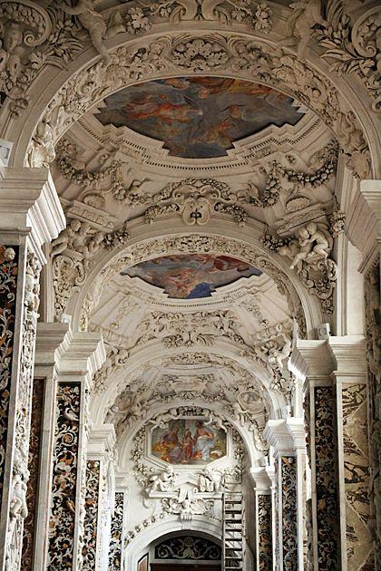 Baroque Palermo Italy