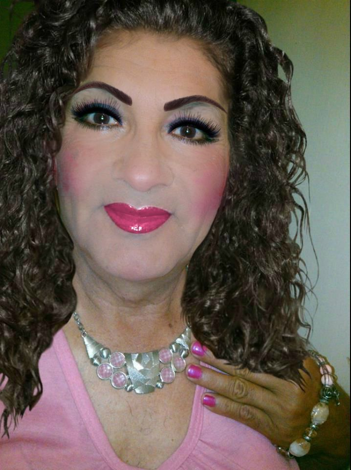 """""""Para hacer el amor"""" created using TAAZ Virtual Makeover. Try on Hairstyles…"""