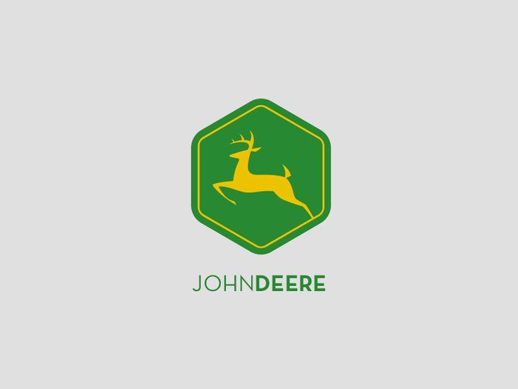 John Deere by Kerem Suer