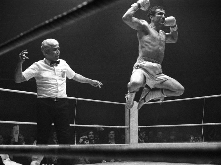 Muere Perico Fernández el 'juguete roto' del boxeo español