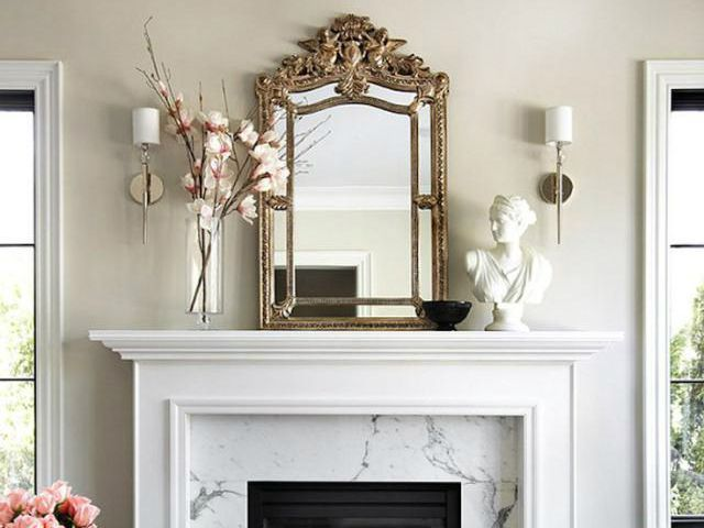 25 Mantel Decor Ideas For All Seasons Fireplace Mantel Decor Farmhouse Mantle Decor Mantle Decor