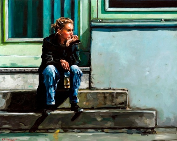 Watching the Street - Edward B Gordon