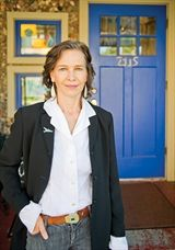 Admire, indeed. One of my favorite authors, Louise Erdrich, the National Book Awards winner for the outstanding NA novel, THE ROUND HOUSE.