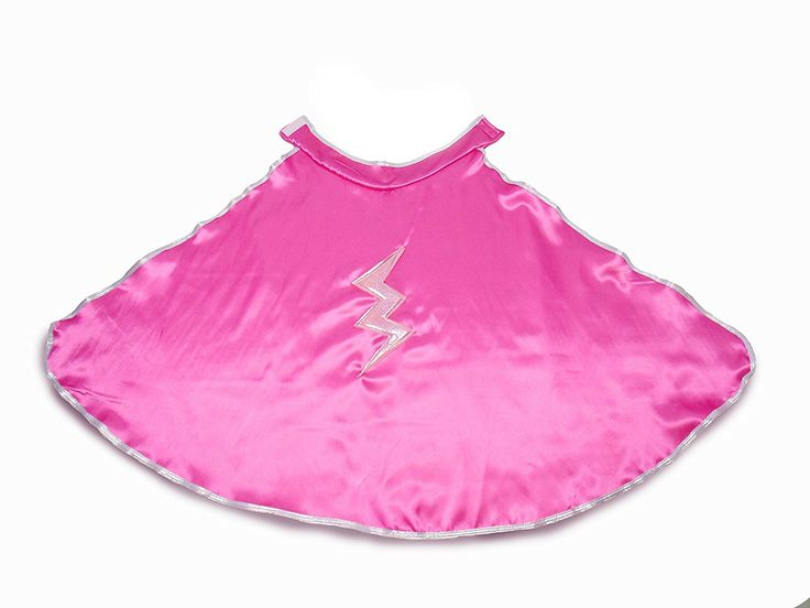 Great pretenders small satin pink flash super cape remarkable product available now