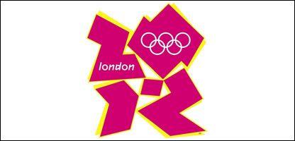 The London 2012 Olympics logo