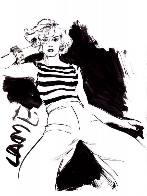"""""""Gwen Stefani for Lamb"""" by Jesse Vital"""