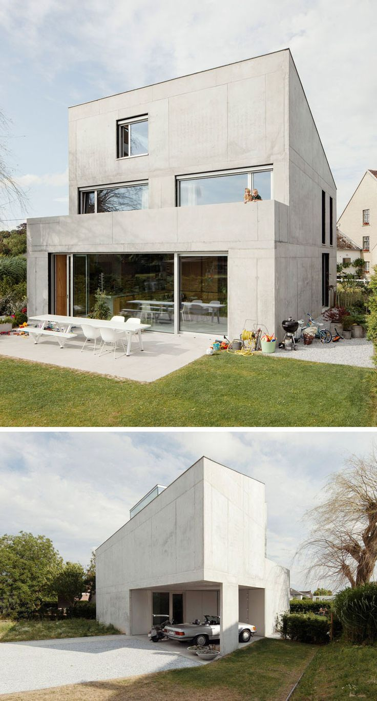 25 Modern Home Exteriors Design Ideas: Best 25+ Modern House Exteriors Ideas On Pinterest