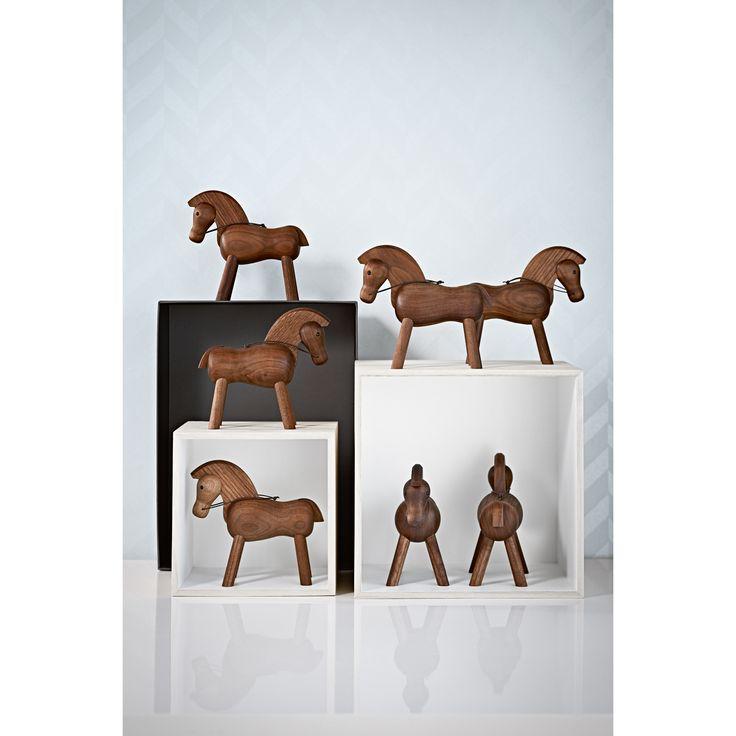 Kay Bojesen Häst från Kay Bojesen. Denna vackra häst tillverkades redan i början...