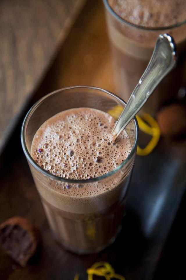 Rich, Dark Hot Chocolate