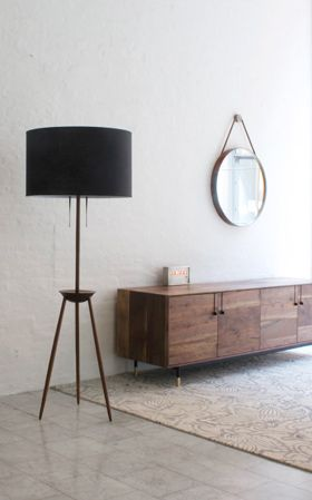 Have dresser refinished - this BDDW piece is good inspiration