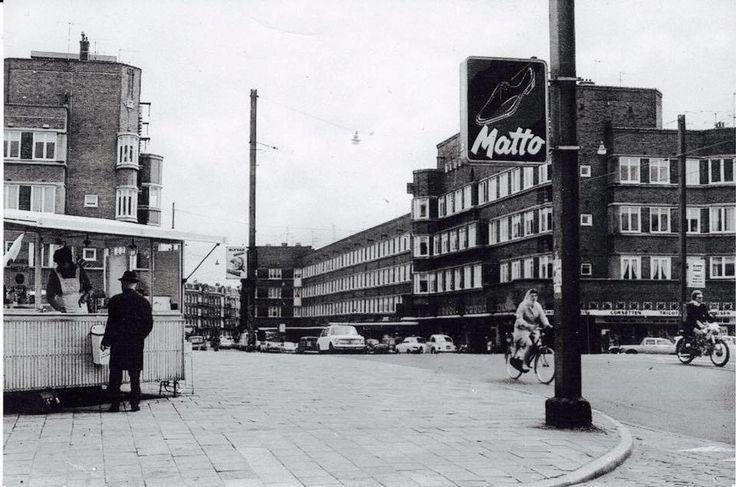 Jan Evertsenstraat Amsterdam (jaartal: 1960 tot 1970) - Foto's SERC