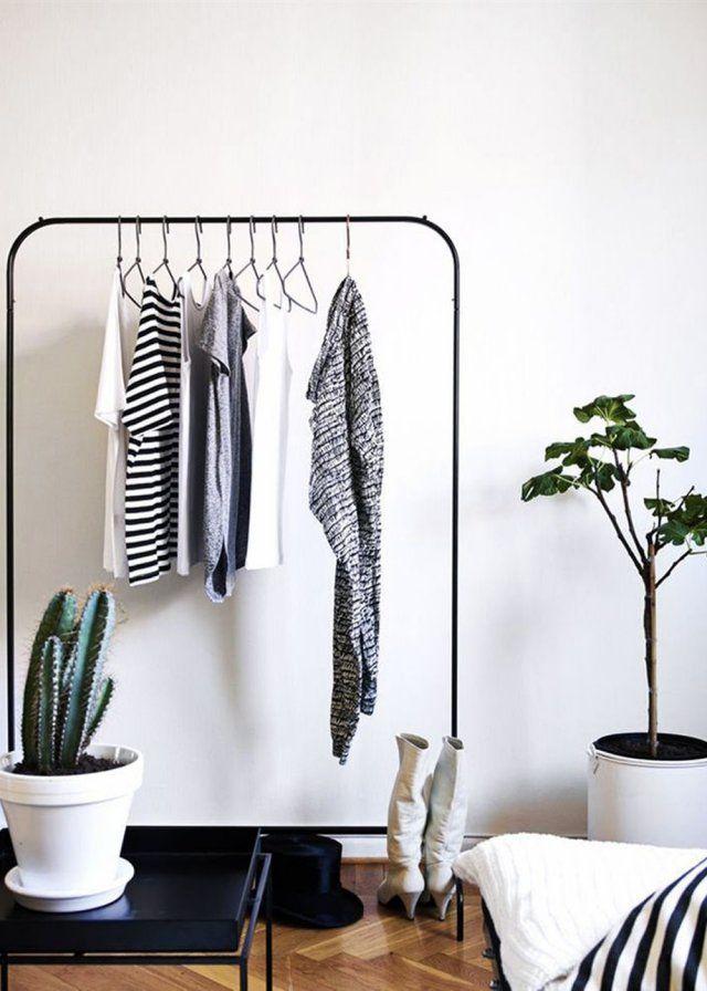 les 25 meilleures id es de la cat gorie dressing ouvert sur pinterest rangement ouvert pour. Black Bedroom Furniture Sets. Home Design Ideas