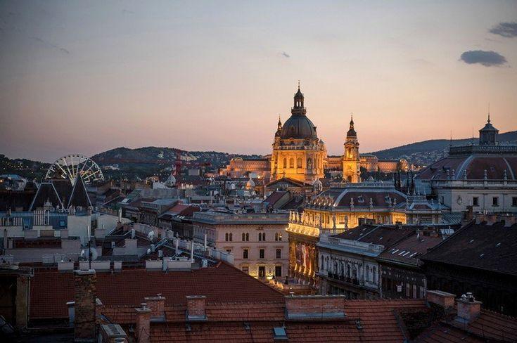 Budapest - Basilique Saint-Étienne de Pest