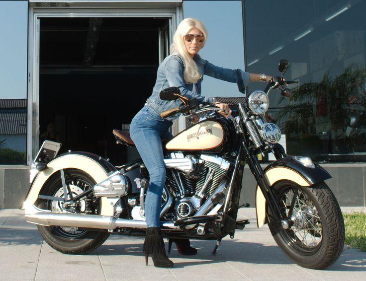Se vende Harley-Davidson Springer 2003. Precio 17500€