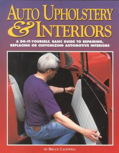 Auto Upholstery  U0026 Interiors  A Do