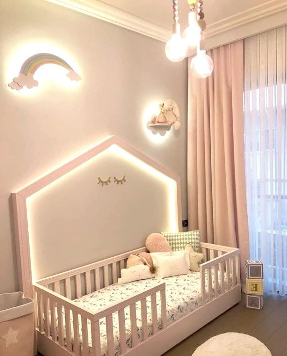 Pin on Baby Bedroom Designs
