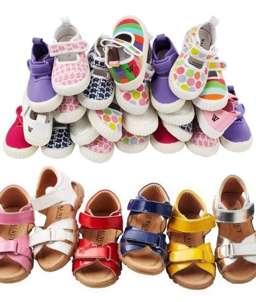 WALNUT Kids Shoes Summer 2012