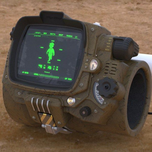 The Most Drool-Worthy Pip-Boy to Date Can be Yours http://ift.tt/1WWIE7e