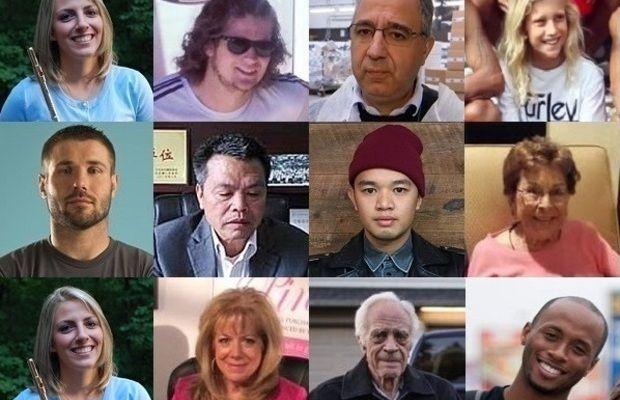 14 lidí, kteří nás inspirovali v roce 2014 Dobré věci se dějí každý den. Lidé se do sebe zamilují, vědci objevují léky na nemoci, cizí lidé si navzájem pomáhají..