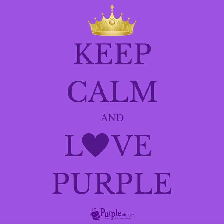 7 Fun Facts About Our Favorite Color Purple!