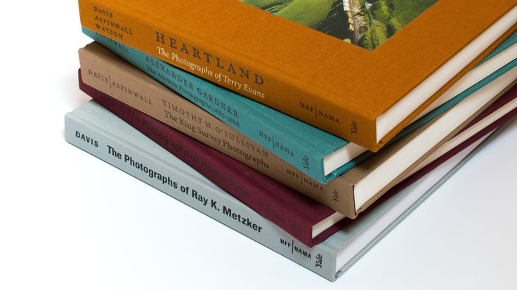 Book designs for The Nelson-Atkins Museum of Art - Malcolm Grear Designers.