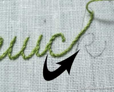 A tutorial on hand stitching.