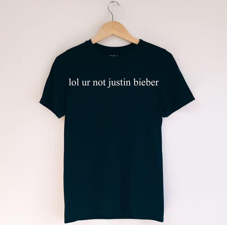 1000 Ideas About Justin Bieber Shirts On Pinterest
