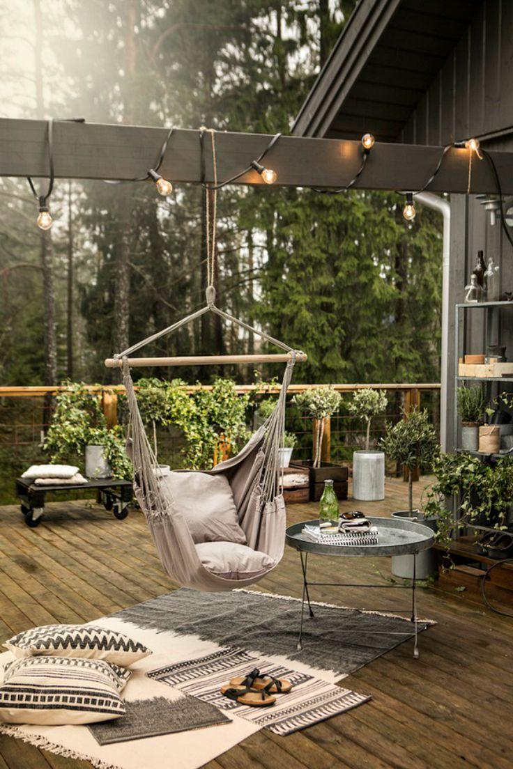 5 elementos que no pueden faltar en tu terraza | La Bici Azul: Blog de decoración, tendencias, DIY, recetas y arte