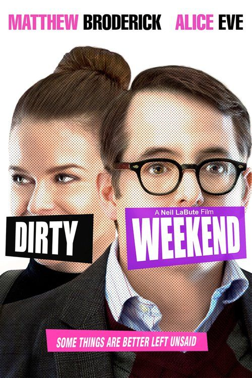 Dirty Weekend Full Movie Online Streaming 2015 check out here : http://movieplayer.website/hd/?v=3194590 Dirty Weekend Full Movie Online Streaming 2015  Actor : Matthew Broderick, Alice Eve, Phil Burke, Gia Crovatin 84n9un+4p4n