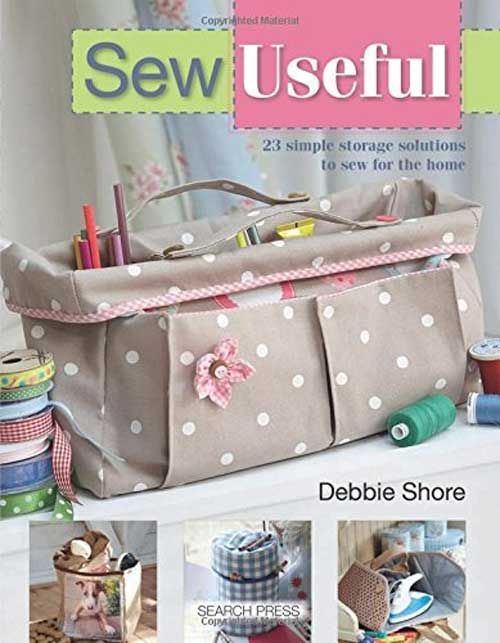 sew useful simple storage solutions to sew for the home
