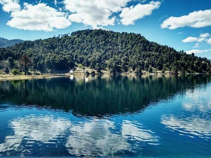 Laguna Icalma. Region de la Araucania.