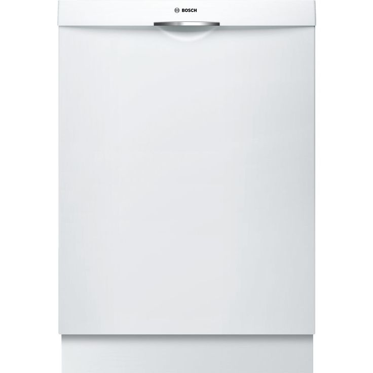 "Ascenta 24"" White Fully Integrated Dishwasher - Energy Star"