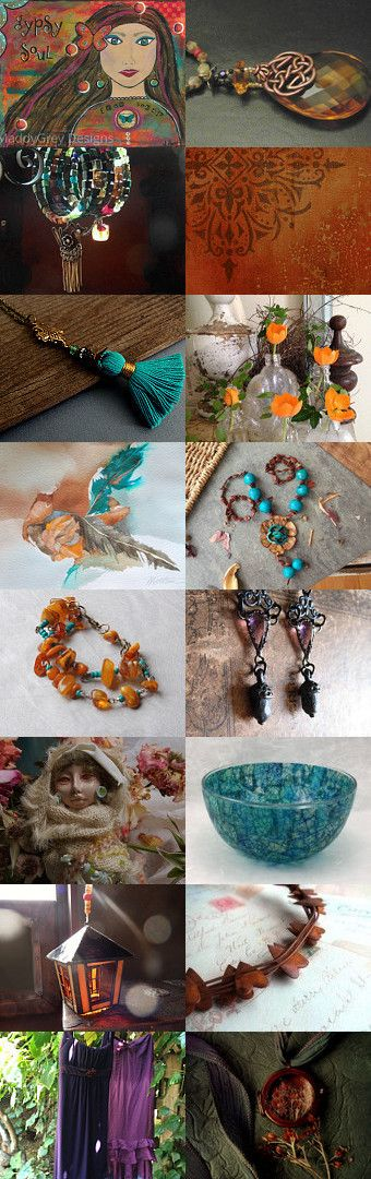 GyPsY sOuLS •*♥•*• by Scarlett on Etsy--Pinned+with+TreasuryPin.com