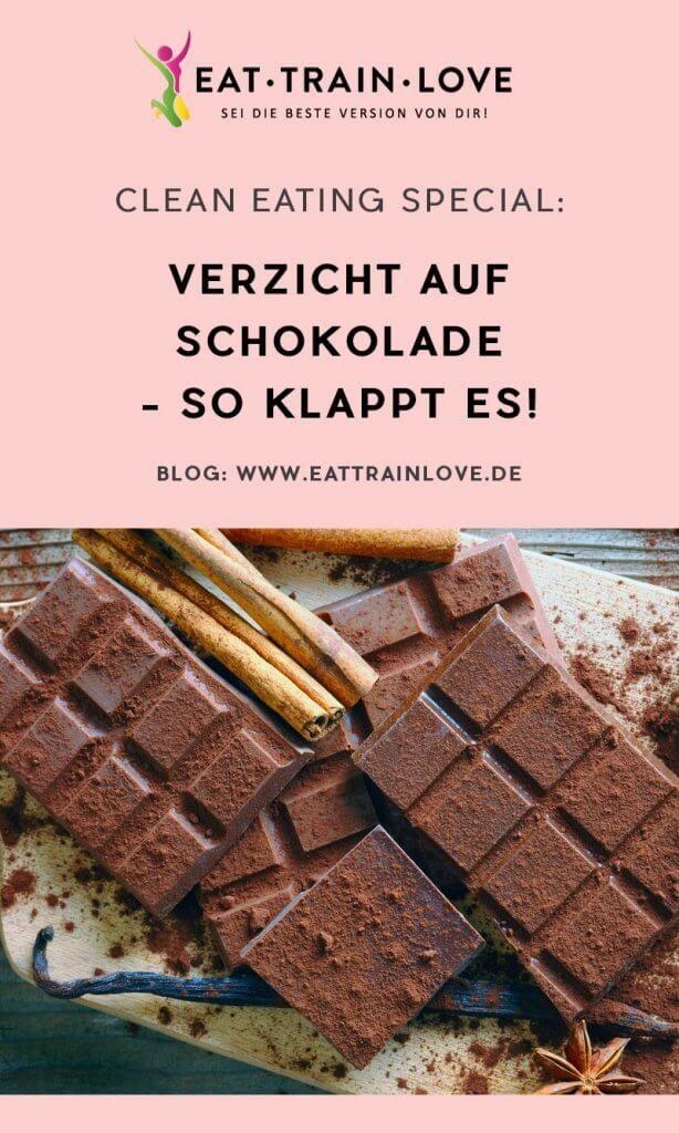 Auf Schokolade verzichten oder zumindest weniger Schokolade zu essen, fällt vielen schwer! So klappt es endlich (inklusive Schokoladen-Alternative)