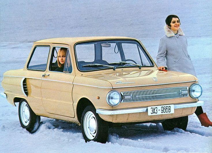 Remembering USSR-Era Cars through Advertising Photography • Petrolicious