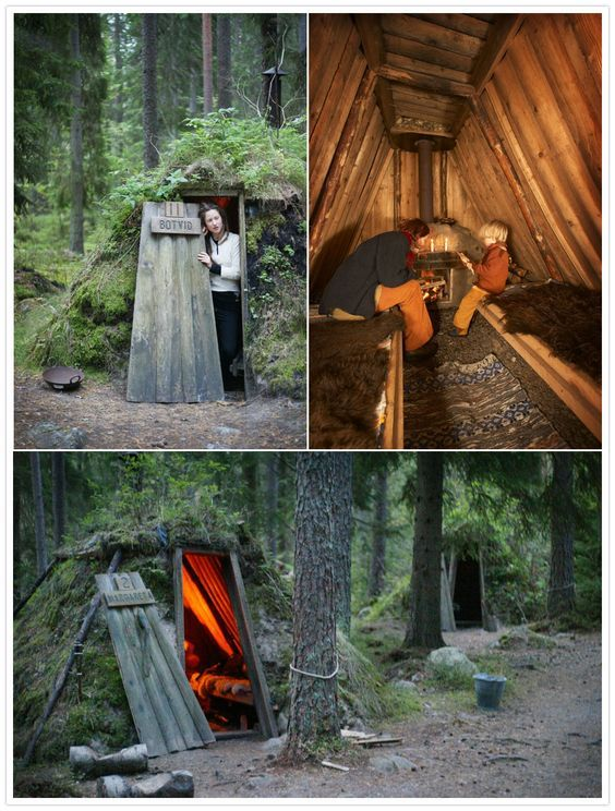 So cool for the kids to use instead of a tent out back.