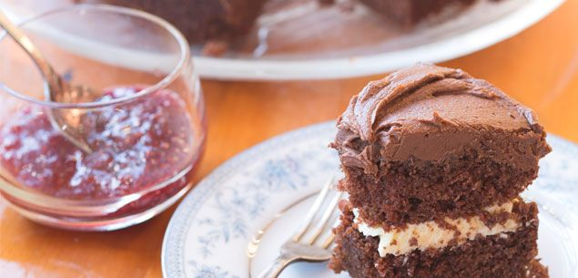 One pot, one egg chocolate cake - New Zealand Womans Weekly