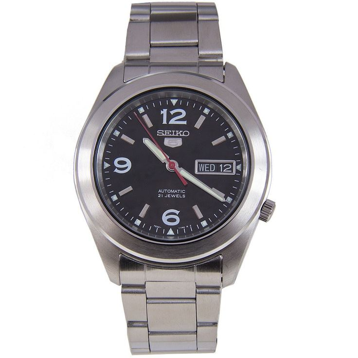 A-Watches.com - Seiko Mens Automatic Watch SNKM77K1, $58.00 (http://www.a-watches.com/seiko-automatic-watch-snkm77k1/)