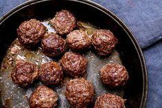 Hemligt recept på köttbullar