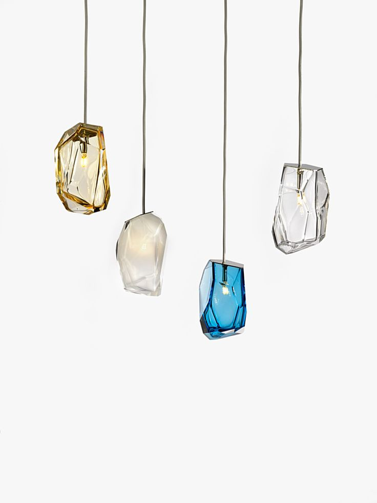 Crystal Rock by Levy Arik - Lasvit