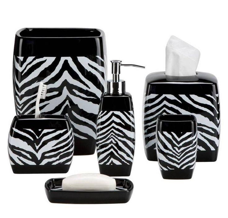 Best 25 Zebra bathroom decor ideas on Pinterest  Hanging bath towels Hanging bathroom towels