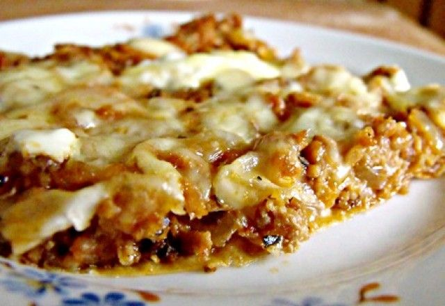 Gyors lasagne réteslapból