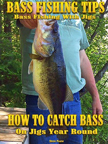 84 best images about jigs for bass fishing on pinterest for Best bass fishing times