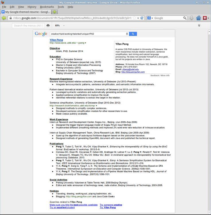 71 best Resume images on Pinterest Resume design, Resume - resume trigger words