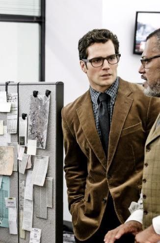 Clark Kent!!! Need me some of THAT, hello.
